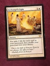 Archangel's Light   MTG PLAYED (see scan)