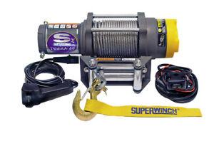 ELECTRIC WINCH - SUPERWINCH TERRA 45 (12v)