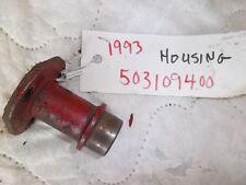 1993 Skidoo Formula Plus Mach 1 Idler Wheel Support Mount Housing 503109400 MX