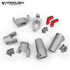Vanquish Products Axial Wraith Stage One Kit Clear Anodized VPS06510