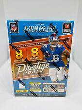 2021 Panini Prestige NFL Football Blaster Box Brand New Sealed