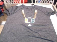 Miami Hurricanes Adidas Ultimate  Turnover chain  shirt XL