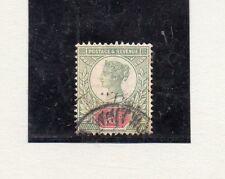 Gran Bretaña Monarquias Valor del año 1887-900 (CU-384)