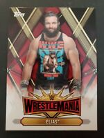 2019 Topps WWE Road to WrestleMania 35 Roster #WM-6 Elias