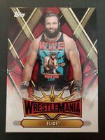 2019 Topps WWE Road to WrestleMania 35 Roster #WM-6 Elias