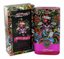 Hearts & Daggers for Women by Ed Hardy Eau de Parfum Spray 3.4 oz - New in Box