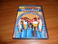 Beerfest (DVD, 2006, Unrated Full Frame) Paul Soter Used  Broken Lizard