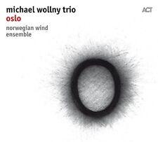 Oslo Michael Trio Wollny Audio-cd 2018