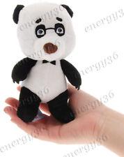 Plush toy-rattle Panda 16 cm from cartoon Masha and the Bear (Маша и медведь)