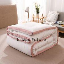 Skin-Friendly Synthetic Comforter Soft Silk Floss Chemical Fiber Duvet Insert