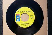 """7"""" The Newcomers - Pin The Tail On The Donkey - US Stax Promo"""