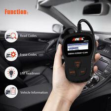 Ancel EOBD OBD Code Reader OBD2 Scanner Car Check Engine Fault Diagnostic Tool