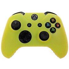 COVER SILICONE per controller XBOX ONE colore giallo - prodotto nuovo