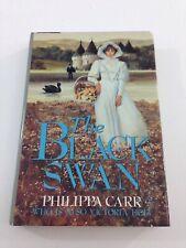 The Black Swan - Philippa Carr (1990, Hardcover, Dust Jacket)