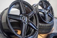 19 Zoll UA7 Alu Felgen für Mercedes A CLA C E Klasse A45 AMG W204 W212 W176 207
