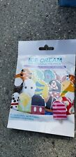 Disney Ice Cream Mystery Pin Pack 5 Pins New Release