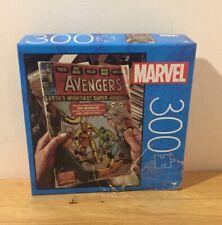 Marvel The Avengers 300 Piece Jigsaw Puzzle Cardinal