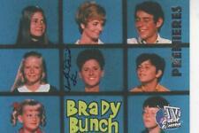 ANN B. DAVIS SIGNED 1998 INKWORKS TV LEGENDS #4 - BRADY BUNCH- ALICE