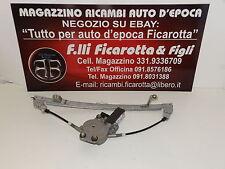 FIAT BRAVO - BRAVA - MAREA - ALZACRISTALLO ELETTRICO ANTERIORE DX ORIGINALE