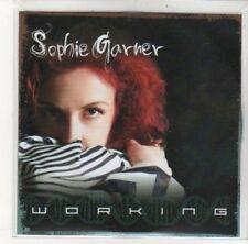 (DK547) Sophie Garner, Working - 2012 DJ CD