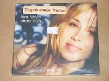 CD MAXI 3 TITRES / LARA FABIAN / AIMER DEJA / EDITION DIGIPACK / NEUF CELLO