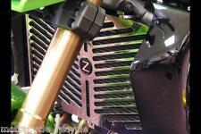 Nuevo Protector De La Parrilla De Radiador POWERBRONZE Acero Se Ajusta Kawasaki Z750R Z 750 R 11-12