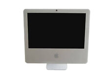 "Apple iMac A1208 17"" Desktop - MA590LL (September, 2006)2gb ram,500gb HDD"