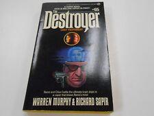 The Destroyer #65-Lost Yesterday by Warren Murphy (1986,USA) 1st Print- Signet