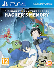 Digimon Cybersleuth Hacker's Memory PS4 Playstation 4 IT IMPORT NAMCO
