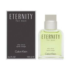 Eternity by Calvin Klein 3.4 oz After Shave for Men New In Box