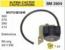 3211350 BOBINA ELETTRONICA MOTOSEGA ALPINA CASTOR CASTEL GARDEN 360 370 390 410