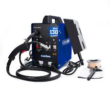 Saldatrice Inverter 90A 230V accessoriata E tappo di saldatura MIG Weld machine