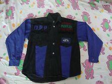 VTG 90's Naughty By Nature O.P.P. concert tour rap hip hop machine gun Shirt L