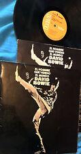 DAVID BOWIE - LP - EL HOMBRE QUE VENDIO EL MUNDO  - 1973 RCA - 1st SPAIN