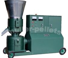PELLET stampa pp300c 22kw pellet mill pelle animali Pellet Legno pellet mangimi per animali