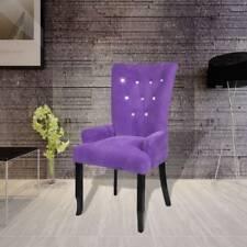 vidaXL Sessel mit Holzrahmen Esszimmerstuhl Polsterstuhl Stuhl mehrere Auswahl