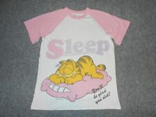 New listing Applause Vintage 80'S Garfield Womens Sleep One Size T-Shirt