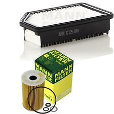 MANN-Filter Set Ölfilter Luftfilter Inspektionspaket MOL-9693768