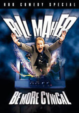Bill Maher - Be More Cynical (DVD, 2005) - Disc Only