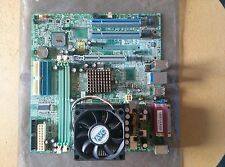FIC K7M-400B Motherboard with AMD Athlon XP 2800+ CPU, Heatsink & Fan