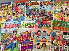 9 ARCHIE and Friends Comics  Betty Veronica JUGHEAD Lot C35