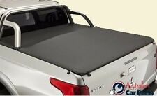 GENUINE MITSUBISHI MQ TRITON SOFT TONNEAU COVER DUAL CAB WITH SPORTS BAR 5/2015-