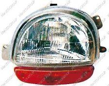 Faro Óptica luz delantero izquierdo RENAULT TWINGO 1 de 1993 a 1998 Eléctrico