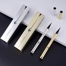 Women Black Liquid Eyeliner Quick-dry Eye Liner Pencil Pen Makeup Beauty T FT