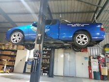 2-Post 'LOW HEIGHT' Car Hoist 4.0T Clear Floor by Hero Hoists Qld