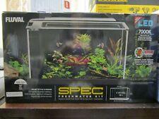 New listing Fluval Spec V Aquarium Kit, 5-Gallon, Black 10516 Brand New