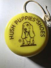 Hush Puppies Shoes Vintage Yo-Yo Yellow Promotional Advertising Give-Away