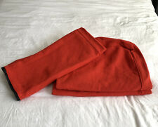 IKEA Karlstad Replacement Red Sleeper Sofa Bed Slip Cover 701.186.90 * Read