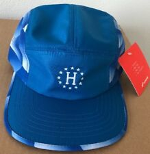 Huf Box Logo 5 Panel Volley Hats Plantlife
