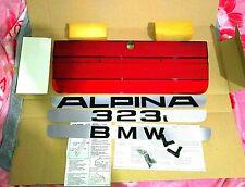 BMW E30 M3 ALPINA  BMW 323 HECKBLENDE  FOR   RARE !!!